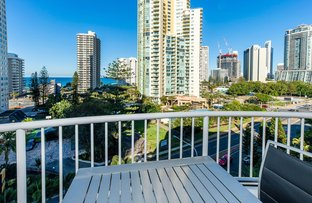 Picture of 806/132 Ferny Avenue, Surfers Paradise QLD 4217
