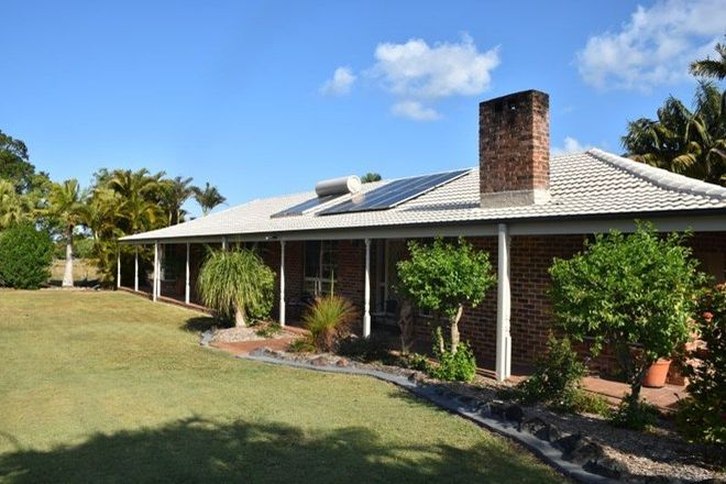 Picture of 395 Middle Pocket Road, MIDDLE POCKET NSW 2483