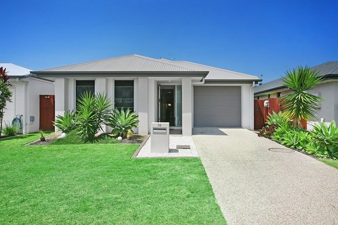 Picture of 36 Flame Tree Avenue, SIPPY DOWNS QLD 4556
