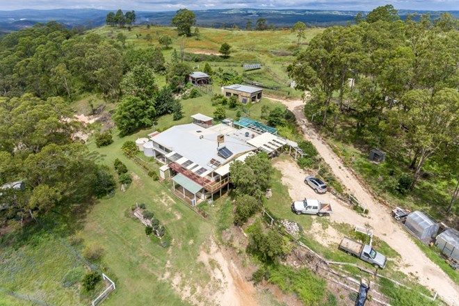 Picture of 688 Back Creek Road, CROWS NEST QLD 4355