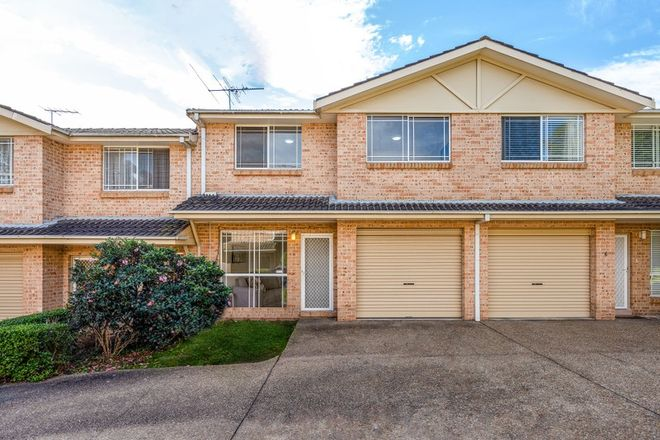 Picture of 5/117-119 Stephen Street, BLACKTOWN NSW 2148