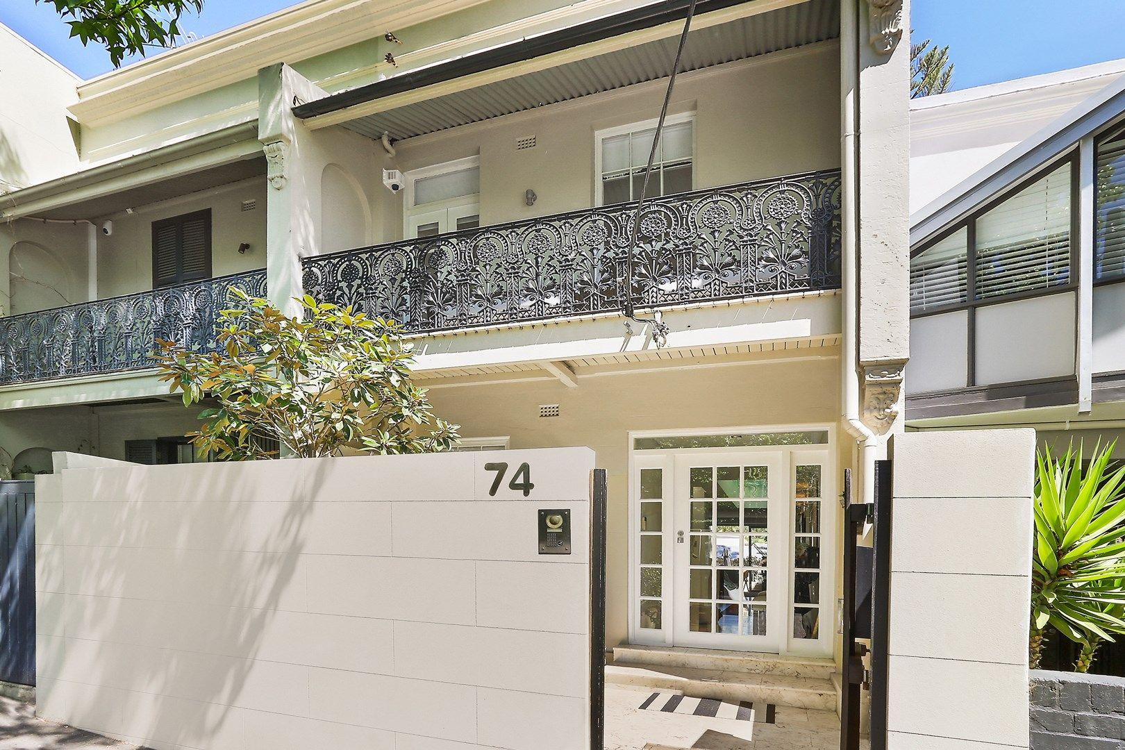 74 Holdsworth Street, Woollahra NSW 2025, Image 0