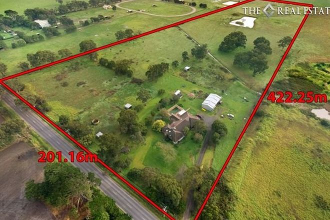 Picture of 425 Hall Road, SKYE VIC 3977