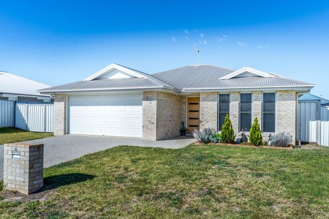 Picture of 23 Ridge Drive, CAMBOOYA QLD 4358