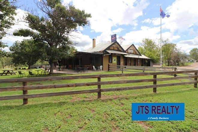 Picture of 'LingaLongaHotel' Riley Street, GUNDY NSW 2337