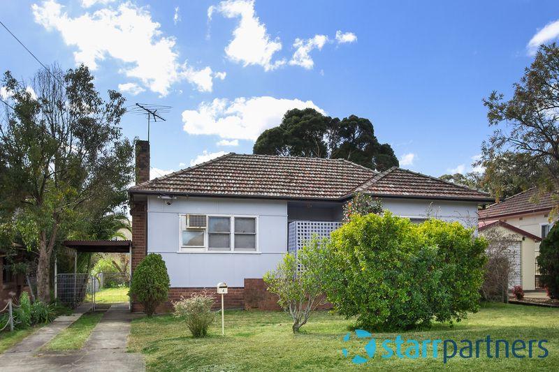 4 Gazzard St, Birrong NSW 2143, Image 0