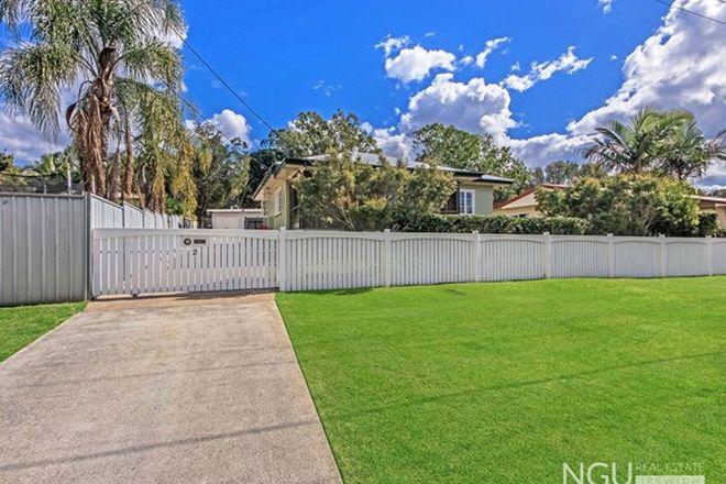 Picture of 2 Johnston Street, SILKSTONE QLD 4304