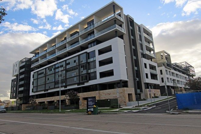 Picture of 406/4 Footbridge Boulevard, WENTWORTH POINT NSW 2127