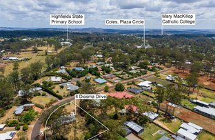 Picture of 4 Diosma Drive, Highfields QLD 4352