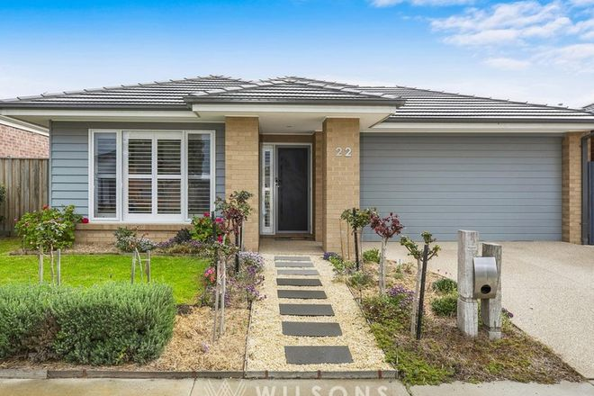 Picture of 22 Domain Avenue, CURLEWIS VIC 3222