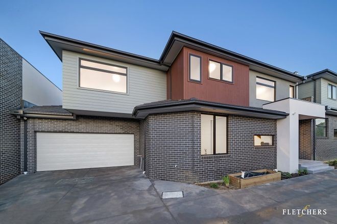 Picture of 2/23 Thea Grove, DONCASTER EAST VIC 3109