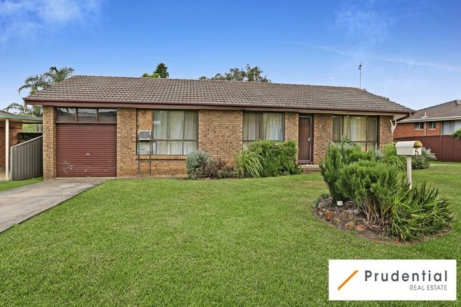 Picture of 5 Woodlark Place, GLENFIELD NSW 2167
