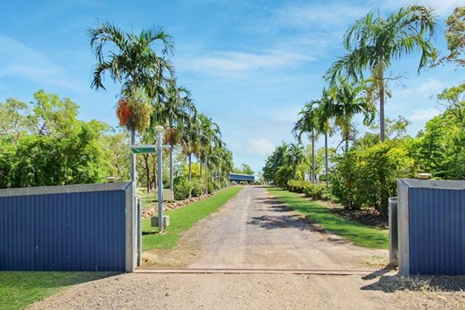 Picture of 36 Hall Road, KATHERINE NT 0850