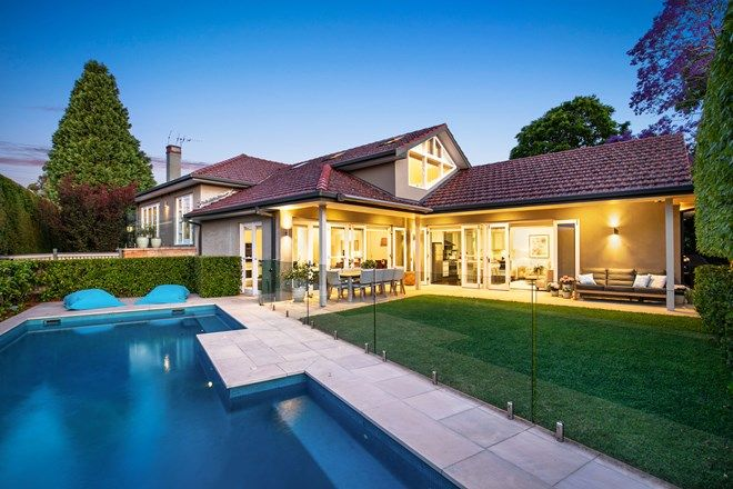 Picture of 50 Moore Street, ROSEVILLE NSW 2069