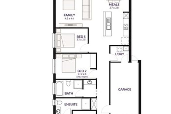 Picture of Lot 160 Burnlea Parade, BLAKEVIEW SA 5114