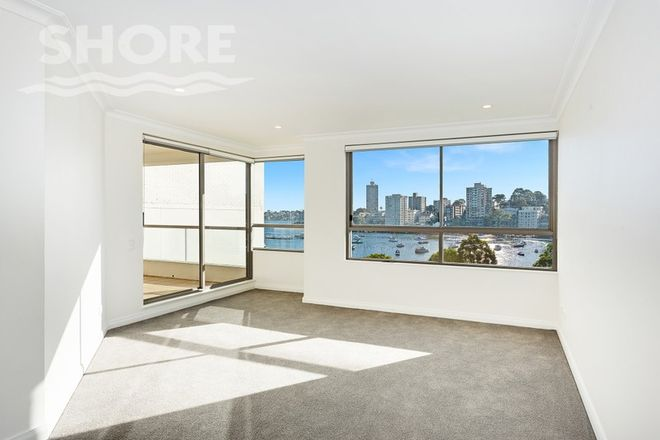 Picture of 502/12 Glen Street, MILSONS POINT NSW 2061