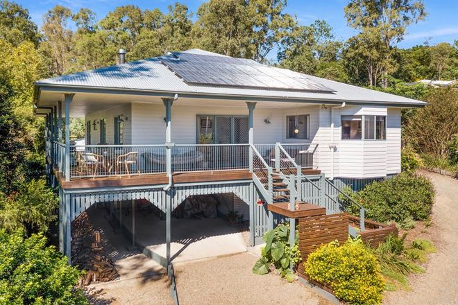 Picture of 1657 Maleny Kenilworth Road, CONONDALE QLD 4552