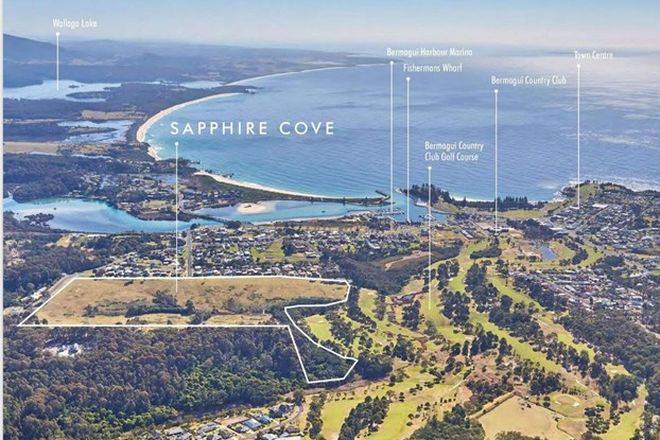 Picture of 1 or 2/Lot 103 Parbery Ave, BERMAGUI NSW 2546