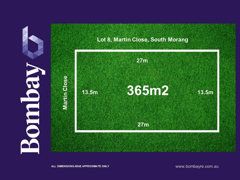 Lot 8 Martin Close, South Morang VIC 3752, Image 0