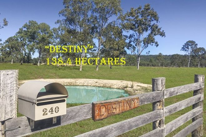 Picture of 240 Ballantyne Road, CAPTAIN CREEK QLD 4677