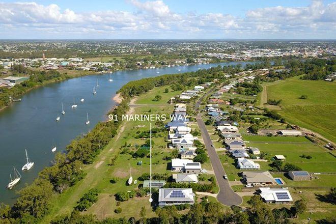 Picture of 91 Mariners Way, BUNDABERG NORTH QLD 4670