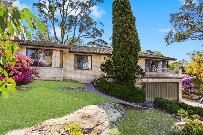 Picture of 2 Robinson Close, HORNSBY HEIGHTS NSW 2077