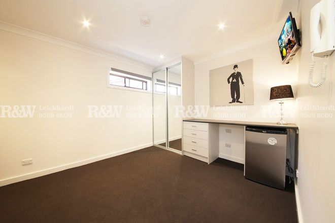 Picture of 5/191 Marion Street, LEICHHARDT NSW 2040