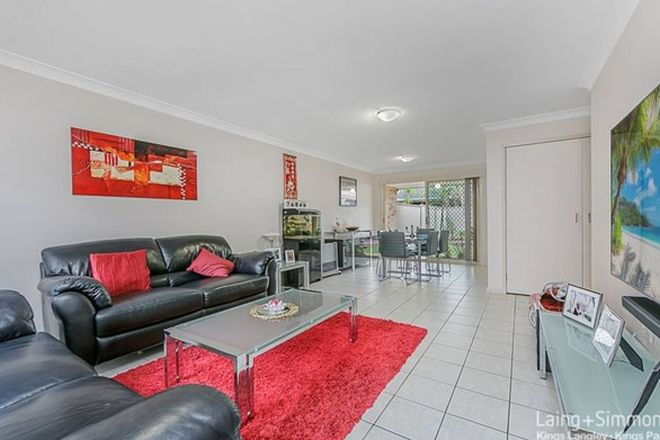 Picture of 12/18 Hawker St, KINGS PARK NSW 2148