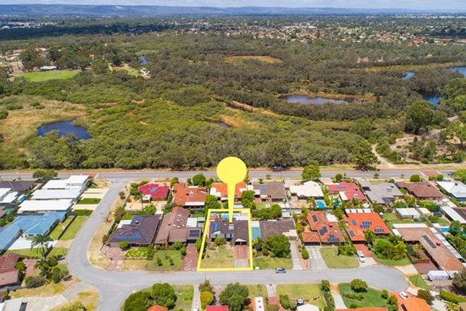 Picture of 8 Pelican Place, WILSON WA 6107