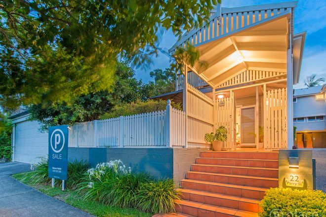 Picture of 22a Parry Street, BULIMBA QLD 4171