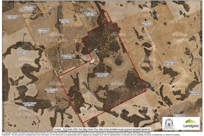 Picture of Lot 28116 Corser Road, WANDERING WA 6308