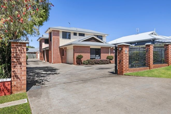 Picture of 4/18 Gostwyck Street, NEWTOWN QLD 4350