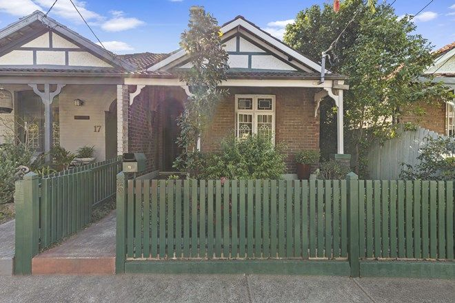 Picture of 15 Gladstone Street, MARRICKVILLE NSW 2204