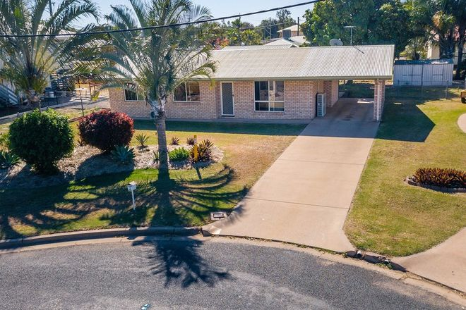 Picture of 2 Barbara Court, EMERALD QLD 4720