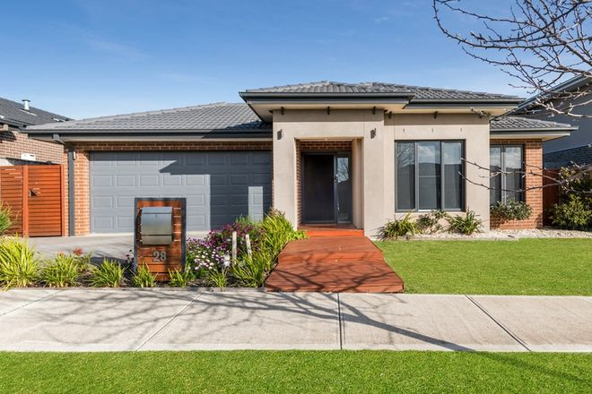 Picture of 28 Erindale Street, CRANBOURNE WEST VIC 3977