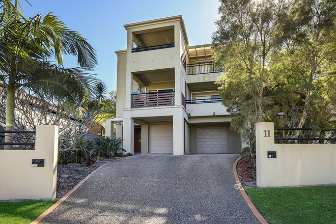 Picture of 1/11 Winton Terrace, VARSITY LAKES QLD 4227