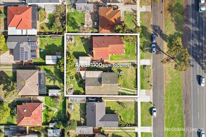 Picture of 93-95 Old Geelong Road, LAVERTON VIC 3028