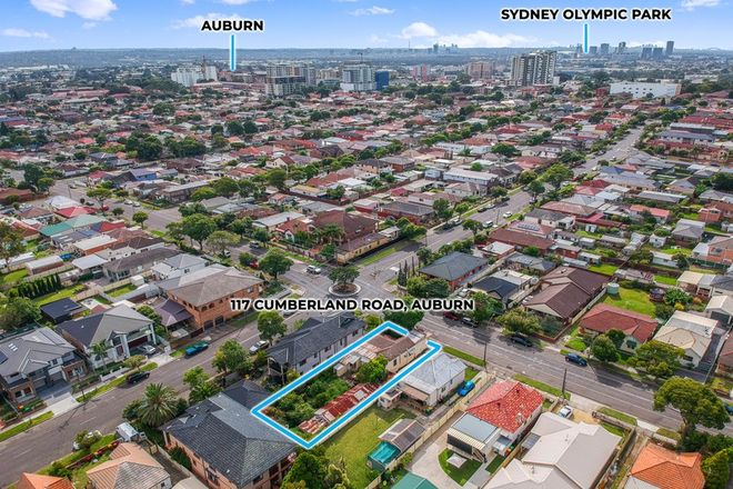 Picture of 117 Cumberland  Road, AUBURN NSW 2144