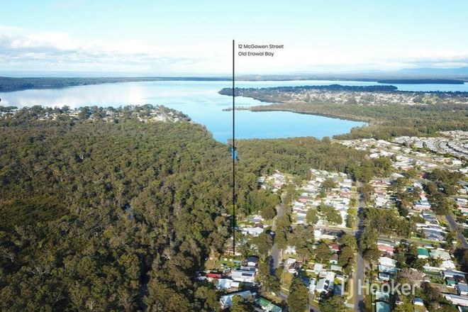 Picture of 12 McGowen Street, OLD EROWAL BAY NSW 2540