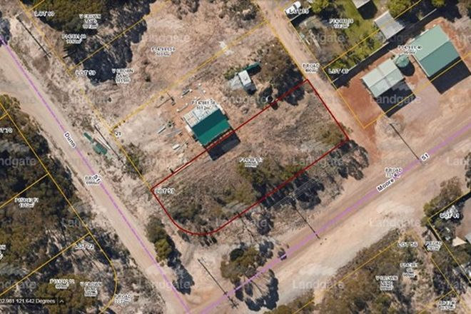 Picture of Lot 57 Dunn St, SALMON GUMS WA 6445
