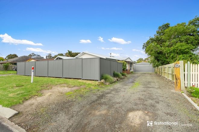 Picture of 12 Traralgon-Maffra Road, GLENGARRY VIC 3854