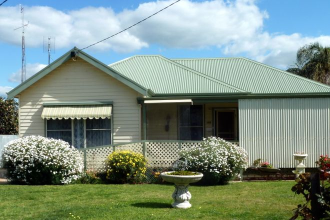 Picture of 188 Wood Street, DONALD VIC 3480