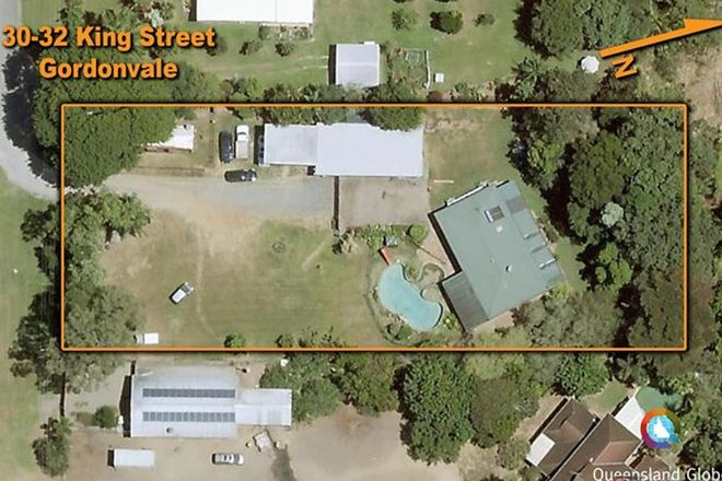Picture of 30-32 King Street, GORDONVALE QLD 4865