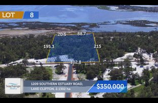 1209 - Lot 8 Southern Estuary Road, Lake Clifton WA 6215