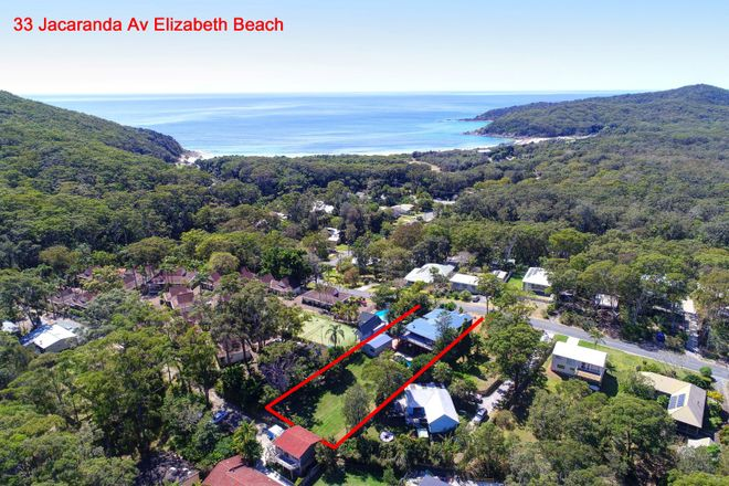 33 Jacaranda Avenue, ELIZABETH BEACH NSW 2428