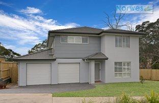 21 Serpentine Ave, Kellyville NSW 2155