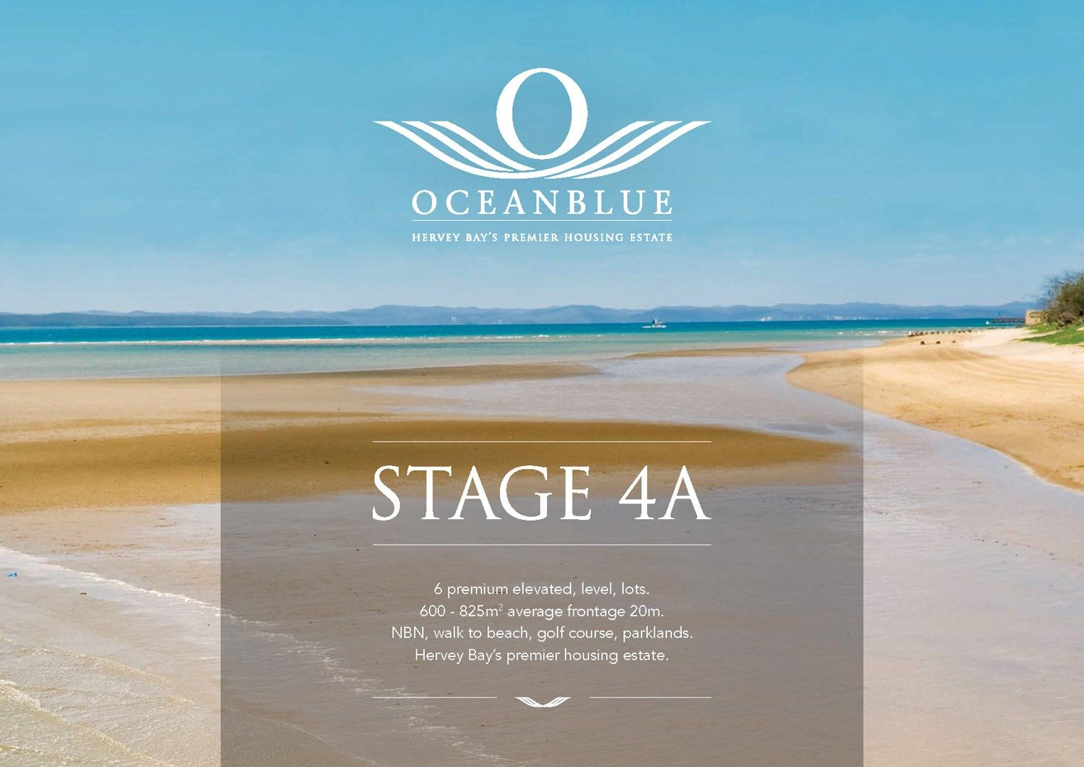 Stage 4a Ocean Blue Estate, Pialba QLD 4655, Image 0