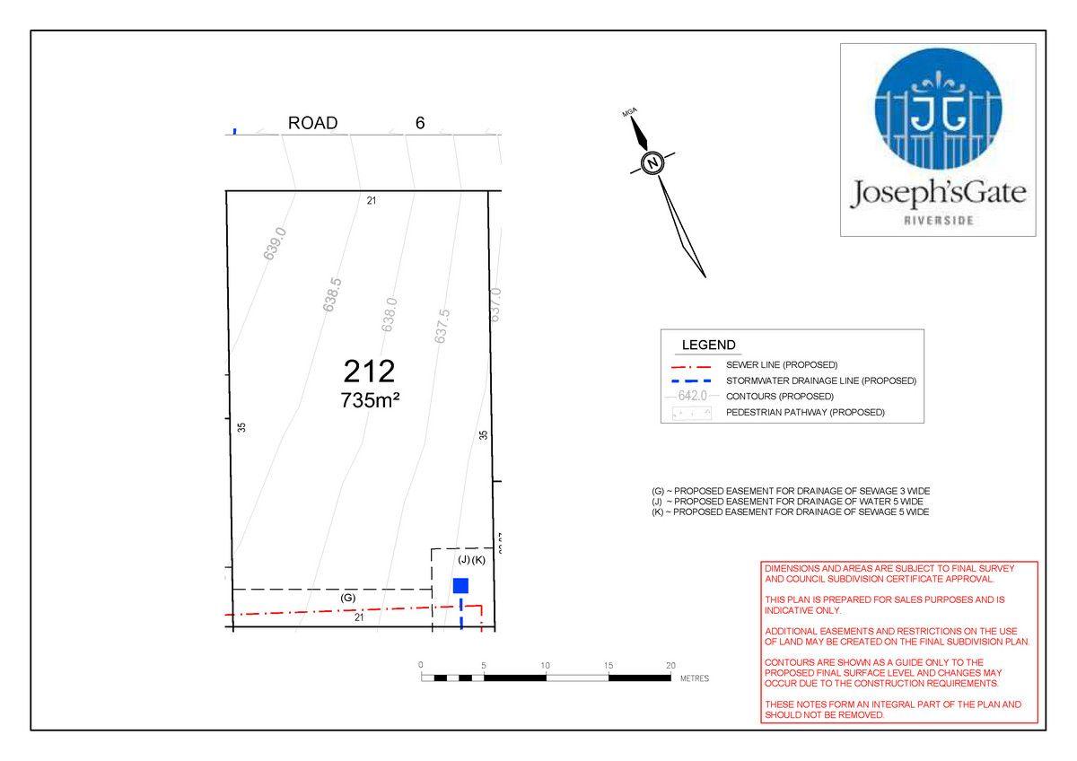 Lot 212 Josephs Gate, Goulburn NSW 2580, Image 1