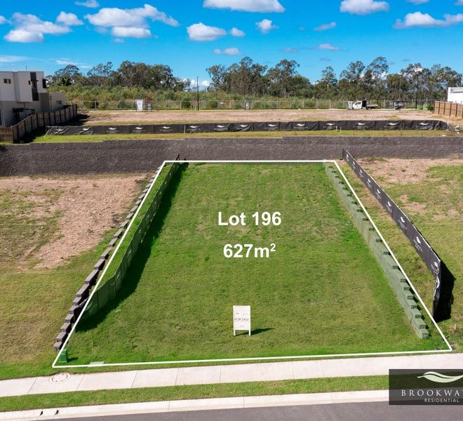 Picture of Lot 196/Dress Circle, Champions Crescent,, Brookwater