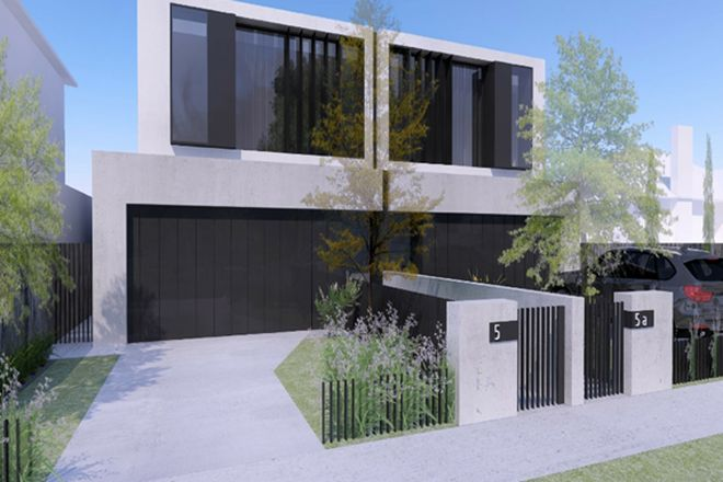 Picture of 5 & 5A Keam Street, ESSENDON NORTH VIC 3041